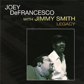 Joey DeFrancesco with Jimmy Smith