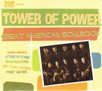Tower of Power – Great American Soulbook